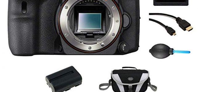 Sony A77II ILC-A77M2 A77M2 a77 II Digital SLR Camera – Body Only Bundle Includes camera, 32GB SDHC Memory Card, NP-FM500 Camera Battery, Compact Bag, 57-in-1 Memory Card Reader, Photography DVD, micro-HDMI Cable, and More Review