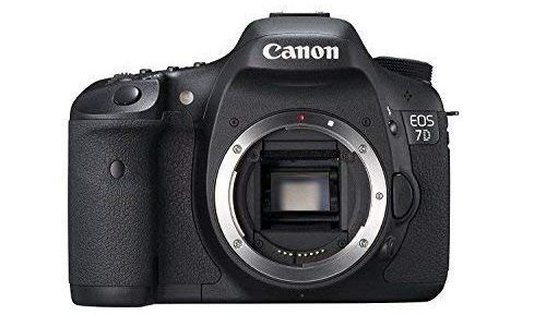 Canon EOS 7D 18 MP CMOS Digital SLR Camera Body Only (discontinued by manufacturer) Review