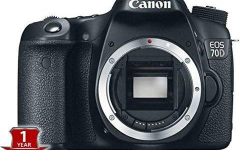 Canon EOS 70D Digital SLR Camera (Body Only) International Version (No warranty) Review