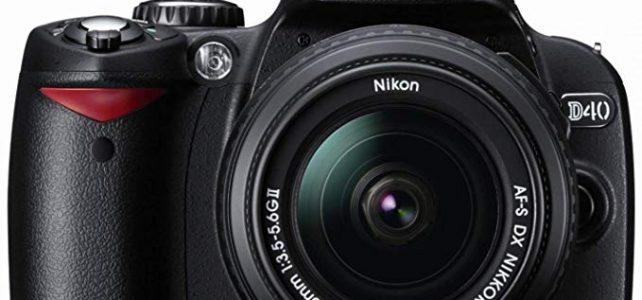 Nikon D40 6.1MP Digital SLR Camera Kit with 18-55mm f/3.5-5.6G ED II Auto Focus-S DX Zoom-Nikkor Lens Review