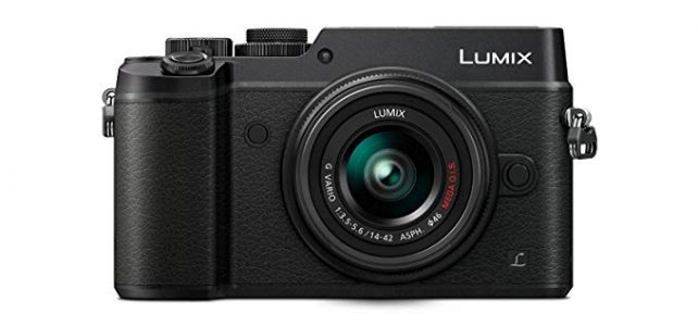 Panasonic Lumix DMC-GX8KEG-K Digital Camera with 14-42mm Lumix G Vario Lens (Black) (International Model) No Warranty Review