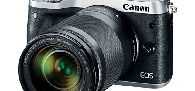 Canon EOS M6 (Silver) 18-150mm f/3.5-6.3 IS STM Kit Review