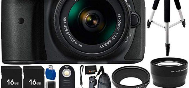 Nikon D5300 DSLR Camera (Black) Bundle with 18-55mm f/3.5-5.6G VR AF-P DX NIKKOR Lens, Carrying Case and Accessory Kit (29 Items) Review