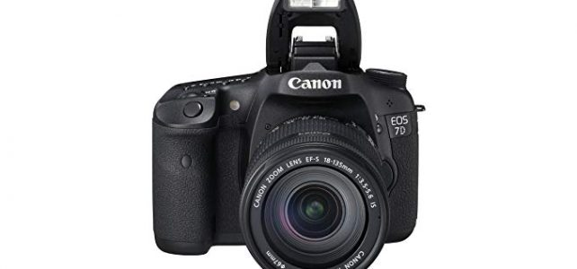 Canon EOS 7D Digital Camera with 18-135mm f/3.5-5.6 IS Lens Kit Review